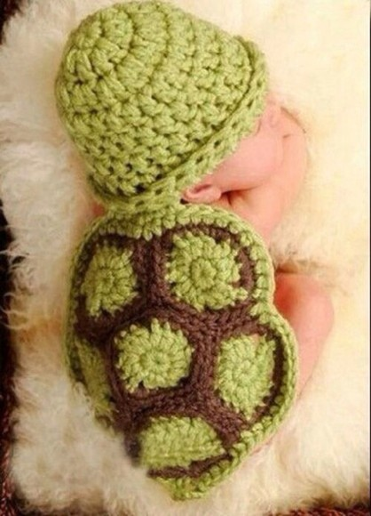 clothes jumpsuit turtle baby infant