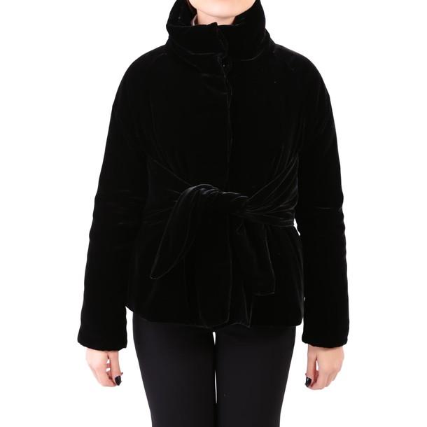 ASPESI jacket velvet black