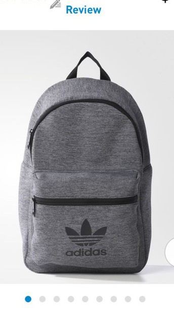 dcd875b4a9 bag jersey classic adidas backpack adidas backpack grey