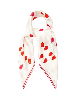 scarf silk scarf print silk