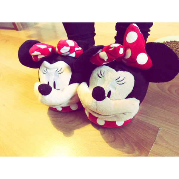 slippers house shoes minnie mouse minnie mouse slippers