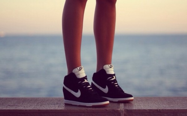 shoes nike black
