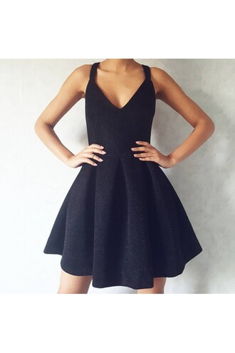 dress black dress glitter dress black skater dress glitter sequins sequin dress party dress party cocktail dress perfect girl evening dress event mini dress mini short dress birthday dress summer dress summer sleeveless dress v neck dress