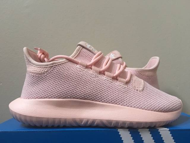 sells low priced shop best sellers Adidas Tubular Shadow Knit Pink Salmon BW1307 BW1309 Mens GS ...