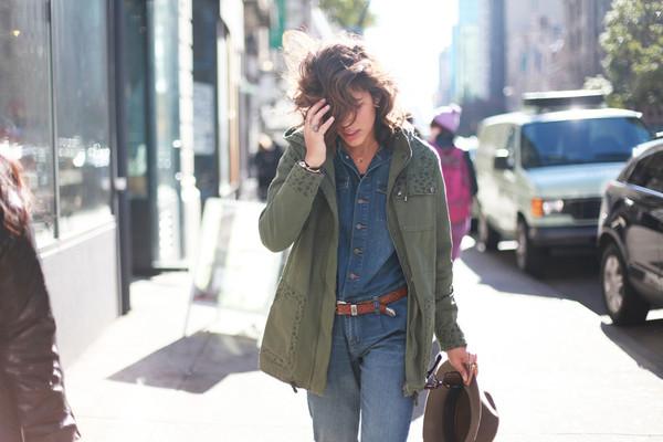 trop rouge jacket pants sunglasses jewels