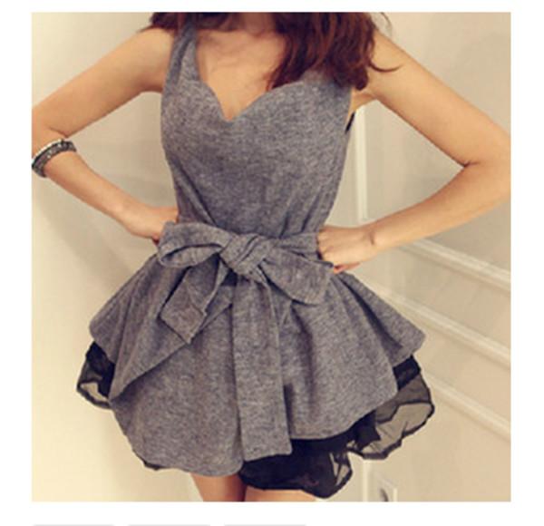 top flare skirt