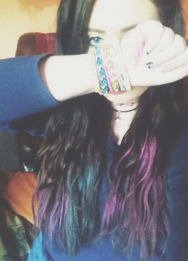 hair accessory loom bands loom hair tumblr hair choker necklace pale grunge pale hair grunge hair soft grunge soft grunge hair sarah jane walsh sarah jane acacia brinley tumblr girl tumblr girl bracelets