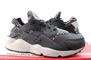 info for better dirt cheap Nike Womens Air Huarache Run Print 6 5 11 Black Snake Skin ...