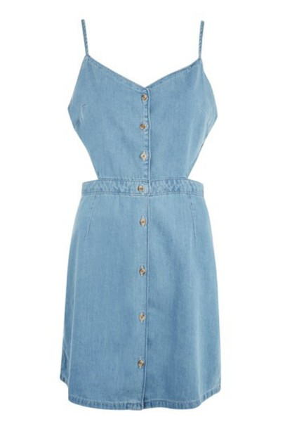 Topshop dress shift dress