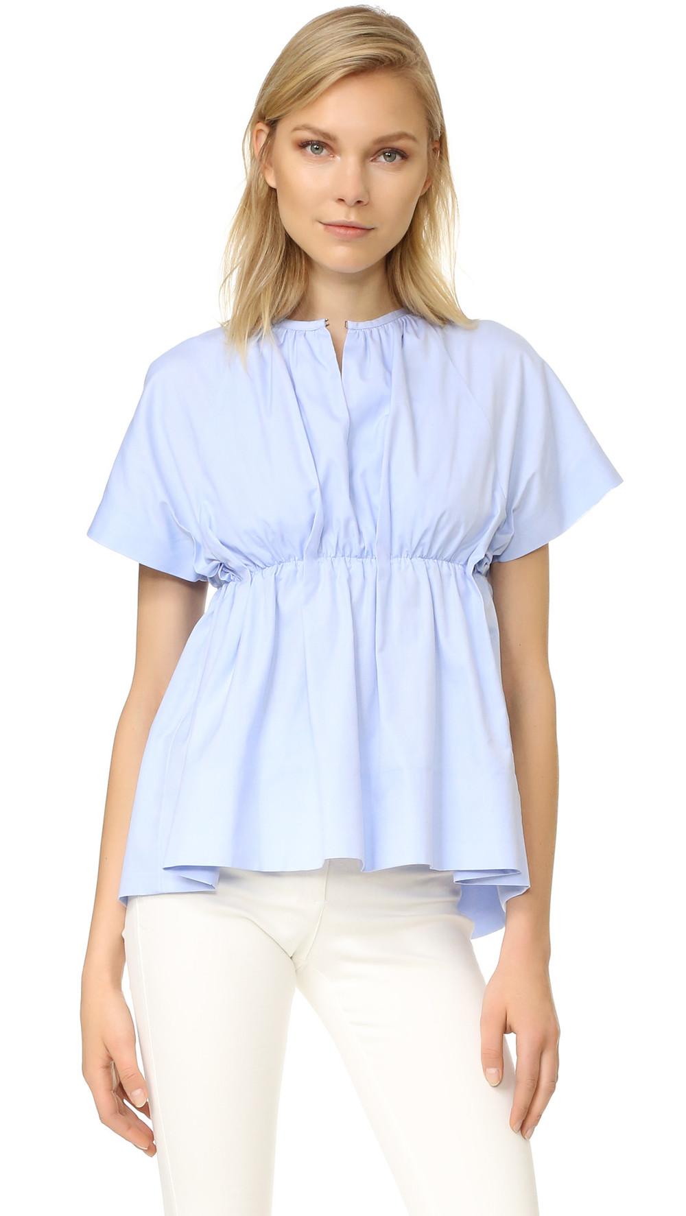 Блузка С Завышенной Талией Доставка
