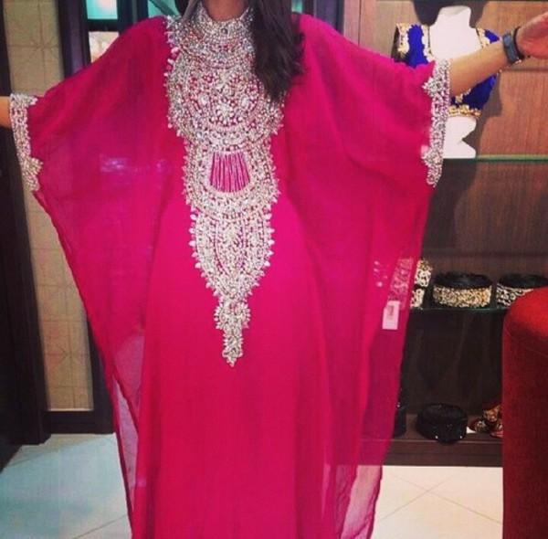 dress pink dress design