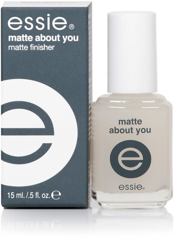 Nail Treatment Essie Matte About You Matte Finisher Ulta.com - Cosmetics, Fragrance, Salon and Beauty Gifts