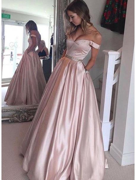 02a125d9b90a dress pink dress off the shoulder prom dress pastel elegant dress ball gown  dress long dress