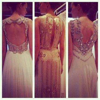 dress formal dress prom dress love sparkle