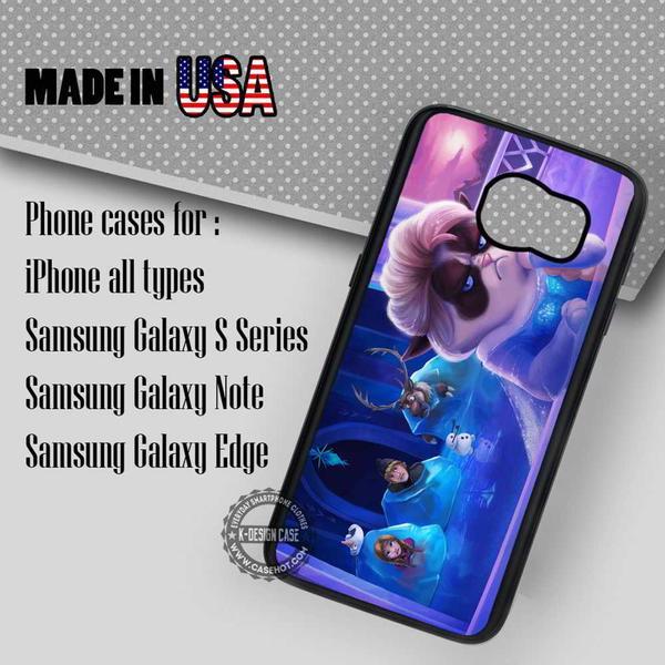 Samsung S7 Case - Grumpy Cat Disney - iPhone Case #SamsungS7Case #Frozen #yn