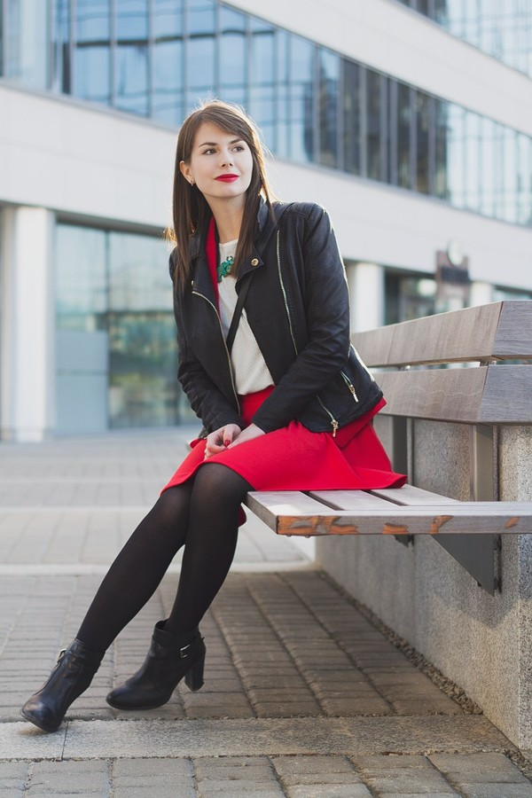 kapuczina jacket blouse skirt shoes bag jewels