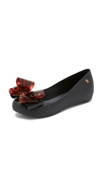 sweet flats black shoes