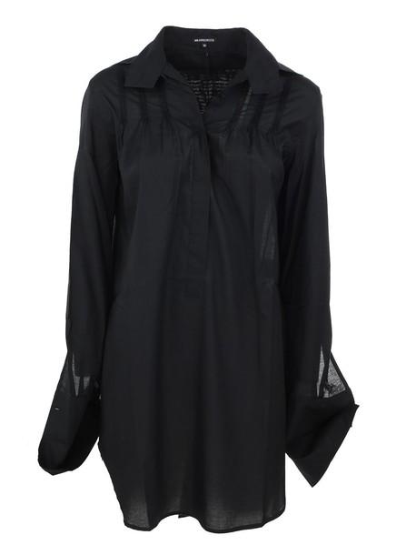 ANN DEMEULEMEESTER shirt black top