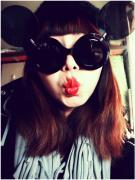 Mickey Clamshell Retro Round Sunglasses | Choies