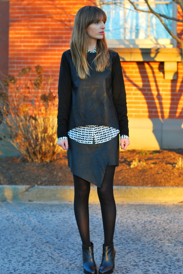 jess style rules sweater skirt blouse shoes
