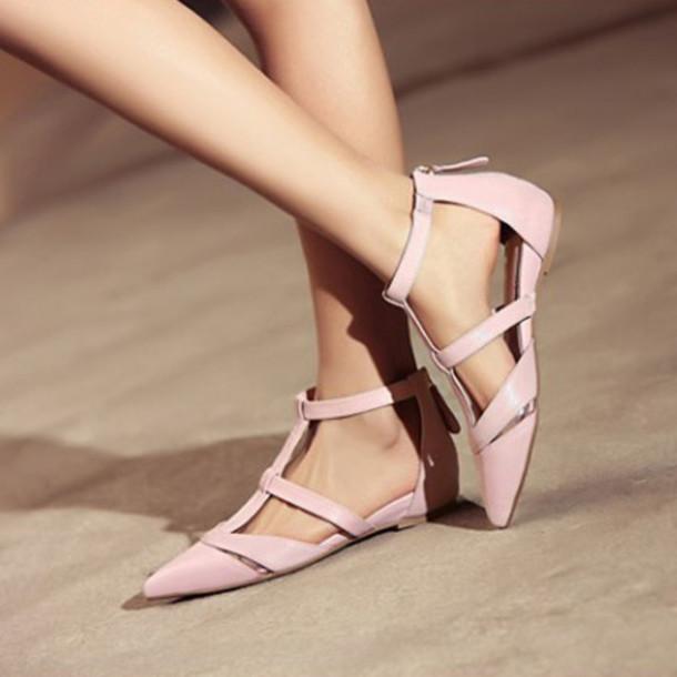 Shoes: women, fashion, beautiful, pretty, sandals, summer, elegant ...