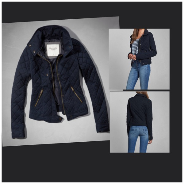 jacket navy Navy jacket fall outfits