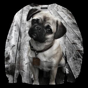 Mr. gugu & miss go — pug sweater