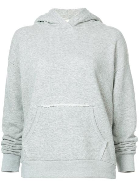 Simon Miller hoodie women cotton grey sweater