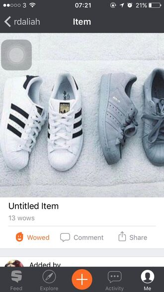 shoes adidas adidas shoes trainers grey winter outfits summer back to school school bag adidas superstars adidas originals womens trainers tumblr tumblr shoes