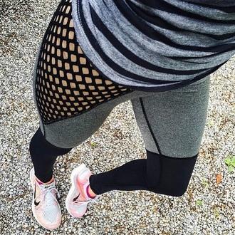 pants tights running workout leggings black gym