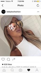 sunglasses,gold sunglasses,mirrored sunglasses,aviator sunglasses