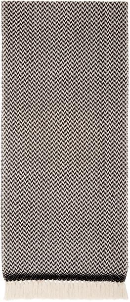 Isabel Marant etoile scarf black beige