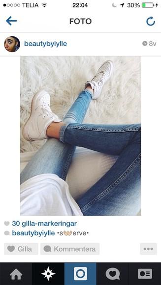 jeans denim skinny tight jeans
