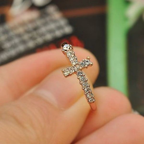 jewels crystal ring