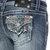 Aztec Sunset Boot Cut Jeans