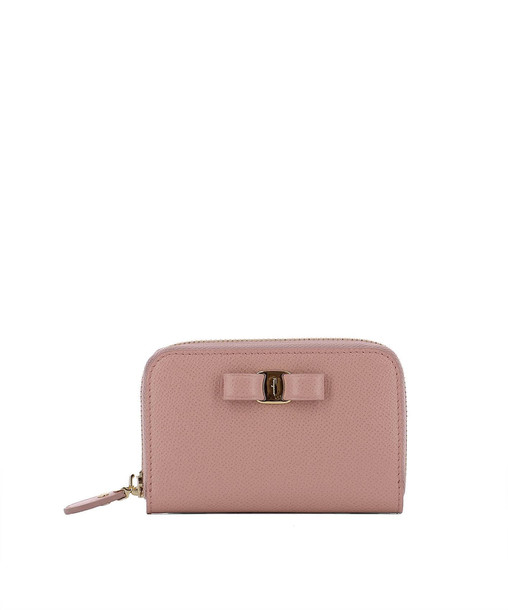 purse leather pink pink leather bag