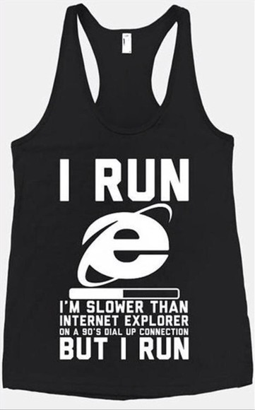 sportswear racerback racerback tanktop running shoes excercise t-shirt white tank top black funny quote shirt fitness healthy internet motivation sportswear workout outfit slogan