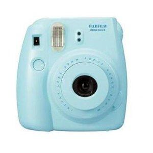 com : New Model Fuji Instax 8 Color Blue Fujifilm Instax Mini 8 ...