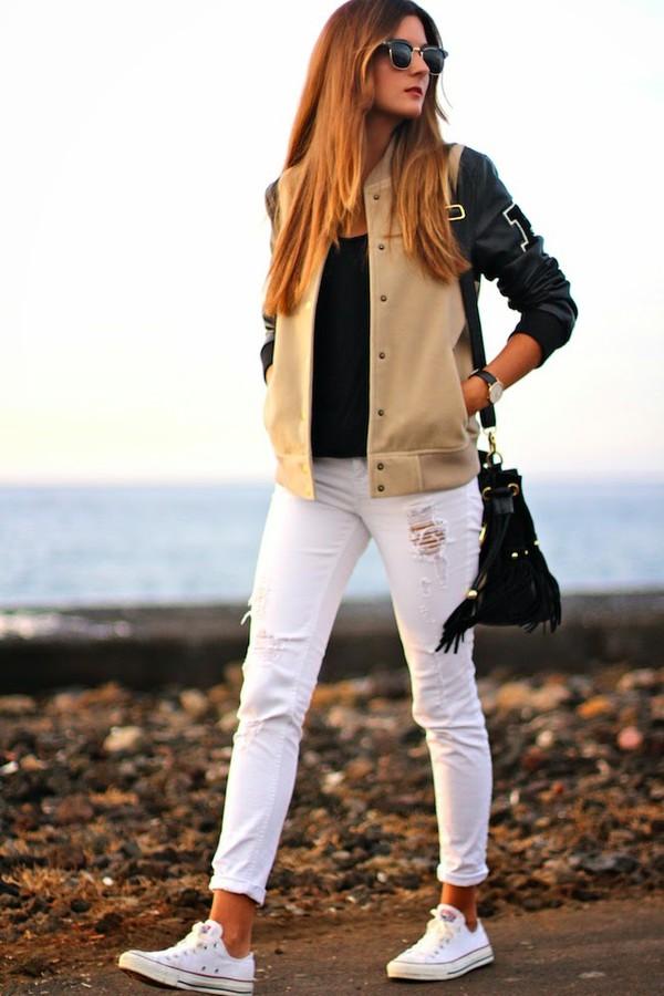 marilyn's closet blog blogger jacket bag sunglasses jewels pants shoes