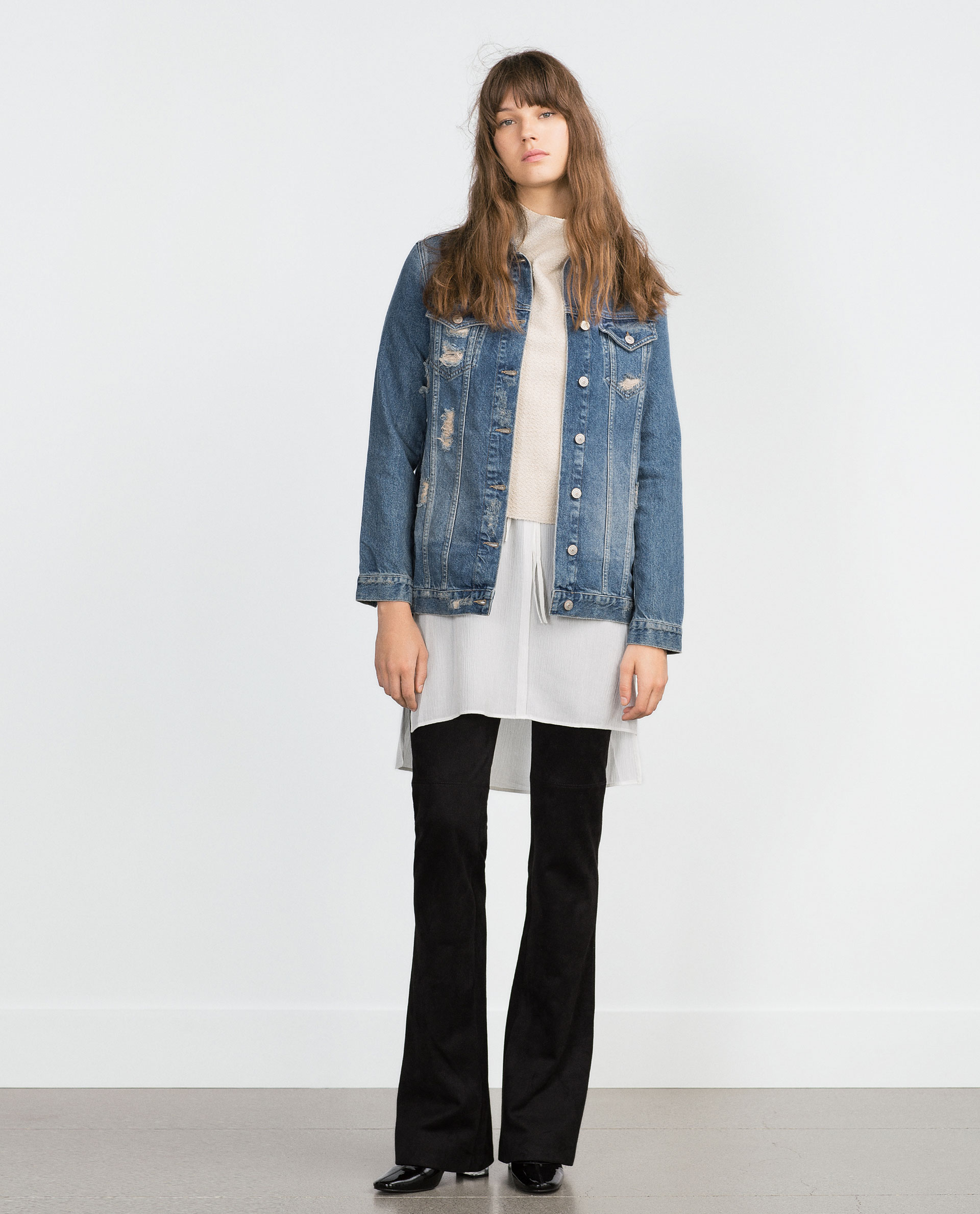 Denim Jacket Sale Womens - JacketIn