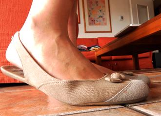 shoes ballerina flat ballerine