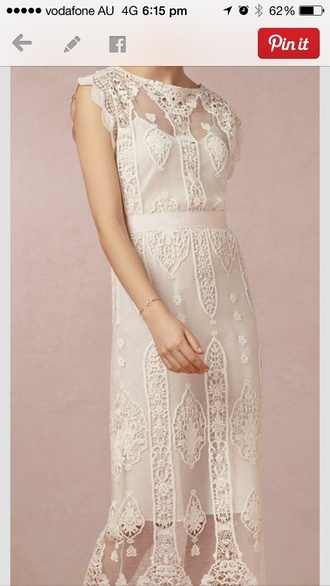 dress vintage wedding dress hipster wedding white dress wedding dress lace dress