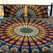 home accessory,indian duvet,multimatecollection,cheap pillow,mandala wall hanging,bohemian tapestry,peacock tapestry