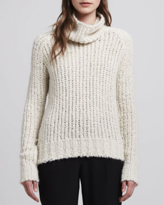 Theory | Roree Chunky Turtleneck Sweater - CUSP
