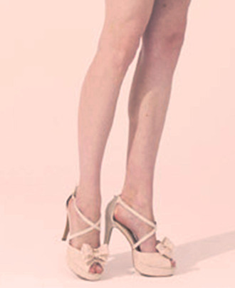 shoes high heels heels strap heels white lace heels bow heels white cute high heels girly