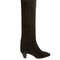 étoile robby cone-heel suede knee-high boots