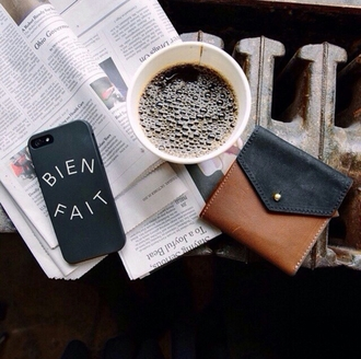 phone cover on point clothing phone i phone cover iphone cover iphone 5 case iphone iphone case iphone 4 case wallet quote on it coffee tumblr cool girl blogger pretty beautiful women gorgeous fashionista technology