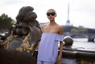 the haute pursuit bag blogger sunglasses