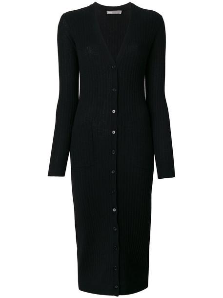 Vince cardigan cardigan long women black sweater