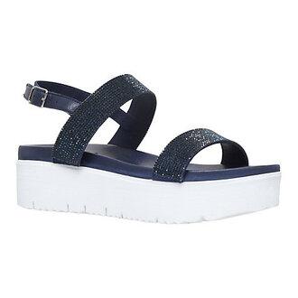 shoes flatform sandals glitter glitter shoes blue flatforms blue dark blue flats flatforms